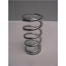 Garage Sale - AFCOIL 7 Inch Chrome Coil-Over Spring, 400 Rate