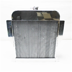 Garage Sale - AFCO 1949-53 Ford Car Aluminum Radiator, Chevy Engine