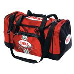 Bell 2000182 Red Chrome Travel Bag