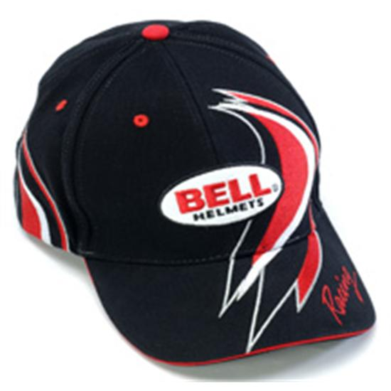 Closeout - Bell Helmets Racing Swoosh Hat