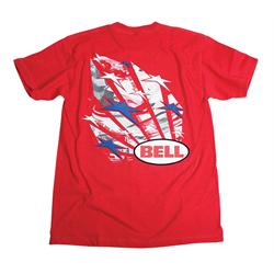 Bell Stars & Stripes T-Shirt - Size Large