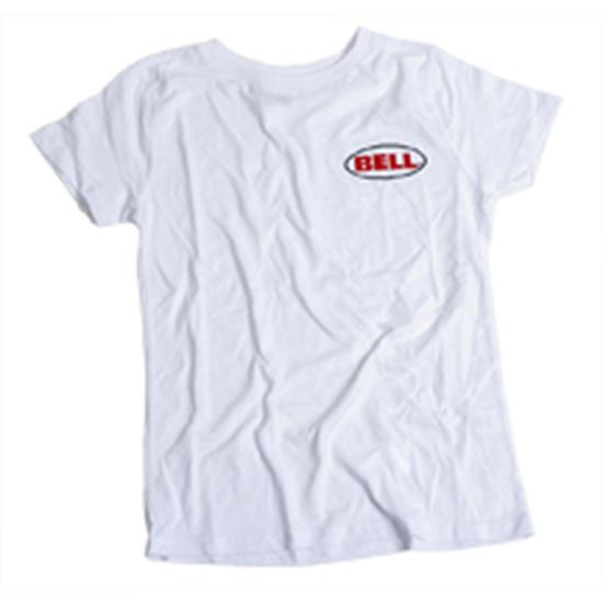Bell Ladies &#39;54 White T-Shirt