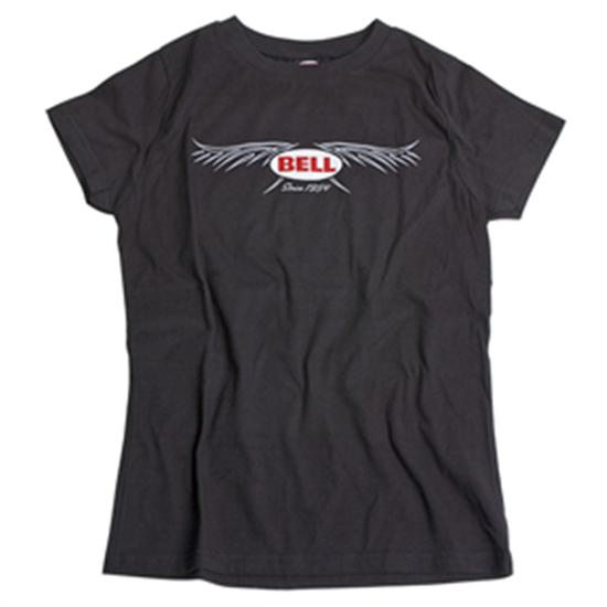Bell Ladies '54 Black Burst T-Shirt