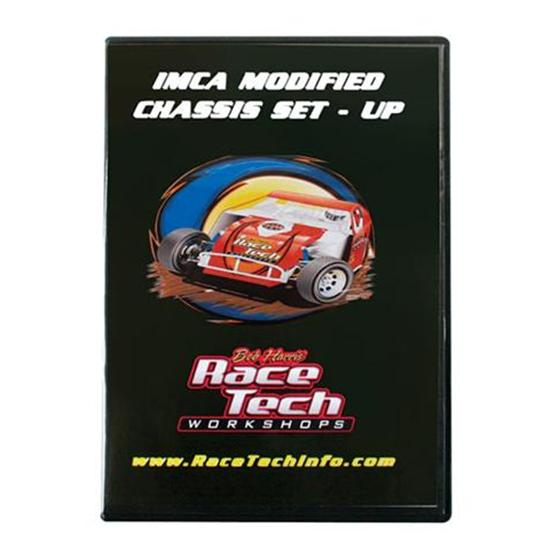 DVD - IMCA Modified Chassis Set-Up, Bob Harris Workshops