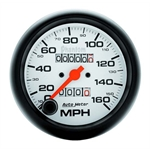 Auto Meter 5893 Phantom Mechanical Speedometer, 160 MPH, 3-3/8 Inch