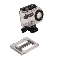 GoPro AHDRH-001 Waterproof Replacement HD Housing for Hero 2 Camera
