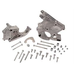 Holley 20-132 LS Accessory Drive Bracket-ALT, P/S, A/C