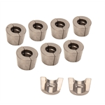 Manley 13050T-8 Super 7 Degree Valve Locks, 8 Pairs, .05 Inch Less