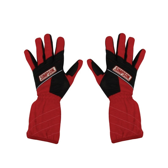 Garage Sale - Simpson Undercover Drivers Gloves