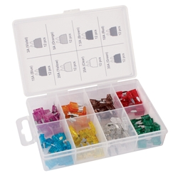 Titan Tools 45229 96-Piece Mini Fuse Assortment