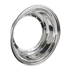 Weld Racing P851-3818 13 x 8.25 Inch Wheel Outer Half, No Beadlock