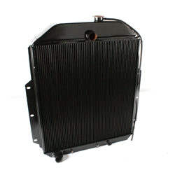 Walker BZAC-489-1 Z-Series 1942-52 Ford F100 Radiator/Condser for Ford