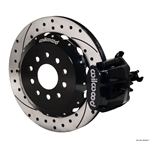 Wilwood 140-10159-D CPB Rear Brake Kit, Mustang, 2005 - Up