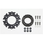 Wilwood 270-12635 Dynamic Sprint Inboard Hub Kit, Splined, 6 x 5.50 BC