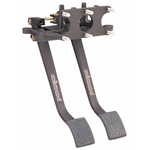 Wilwood 340-3342 Dual Brake/Clutch Pedal Assembly, Rev. Swing Mount