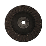 Speedway 10-1/2 Inch Organic Clutch Disc, Solid Hub, 1-5/32 Inch 26-Spline