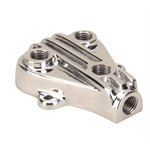 OTB Gear 6130 Triple Fuel Block Port Finned