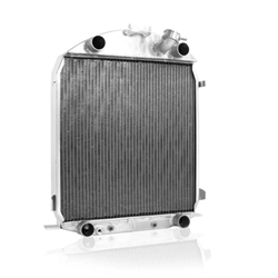 Griffin Radiators 4-228BG-HAA Flathead V8 28-29 Ford Aluminum Radiator