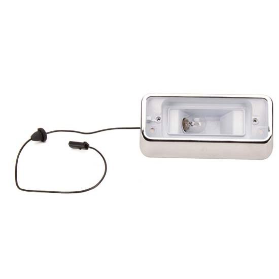 Classic Headquarters W-289 1969 Camaro RS Backup Light Housing, LH