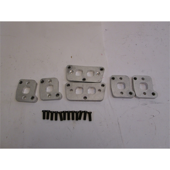 Dynatech Small Block Chevy Head Adapter Kit