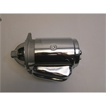 Garage Sale - King Chrome Ford Starter 2 Hole Automatic, Boss 302, 351C, 351M, 400