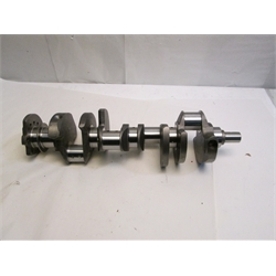 Garage Sale - Speedway 383 Chevy Crankshaft, Two Piece Main
