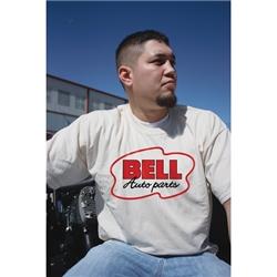 Garage Sale - Bell Auto Parts T-Shirt, Size Large
