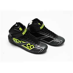 Garage Sale - Sparco Shadow KB-7 Karting Racing Shoes, Size 10