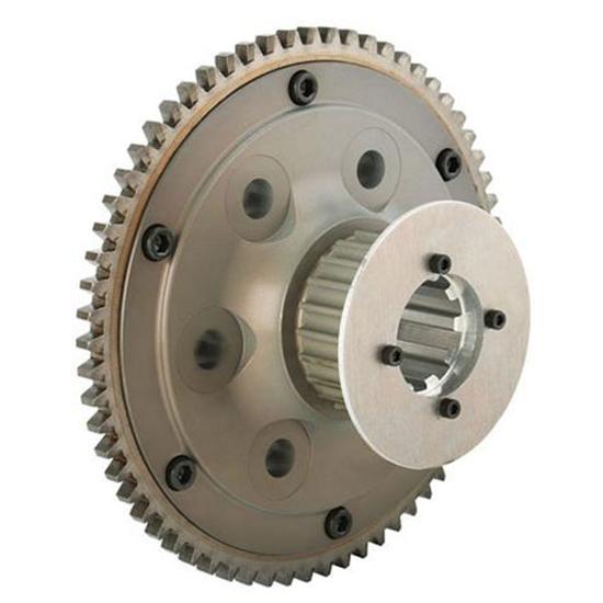 Brinn 79084 Small Block Chevy Aluminum Flywheel 2 Piece