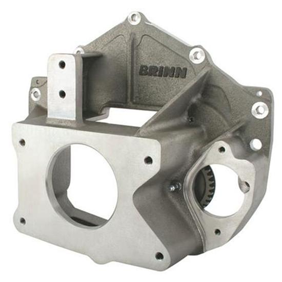 Brinn 79099 Small Block Chevy Bellhousing Assembly W/O Flywheel
