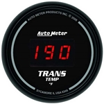 Auto Meter 6349 Sport-Comp Digital Digital Transmission Temp Gauge