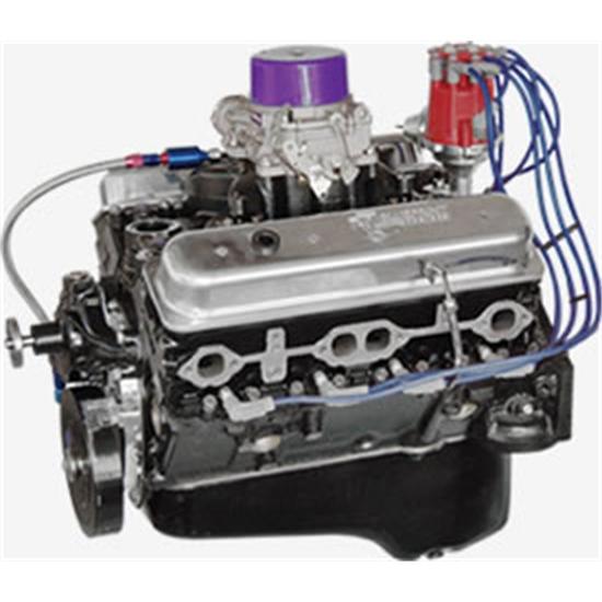 BluePrint MBP3830CTC GM 383 Base Marine Engine, Cast Iron