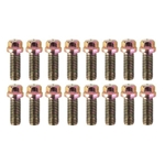 Dynatech   Header Bolts, M8 x 1.25 mm, Pack/16