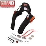 HANS DK12044-421 Adjustable Hans Device, Quick Click, SA, Large
