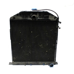 Garage Sale - Walker Z-Ac493-1 Z-Series 1942-48 Ford Radiator/Condenser Chevy Engine
