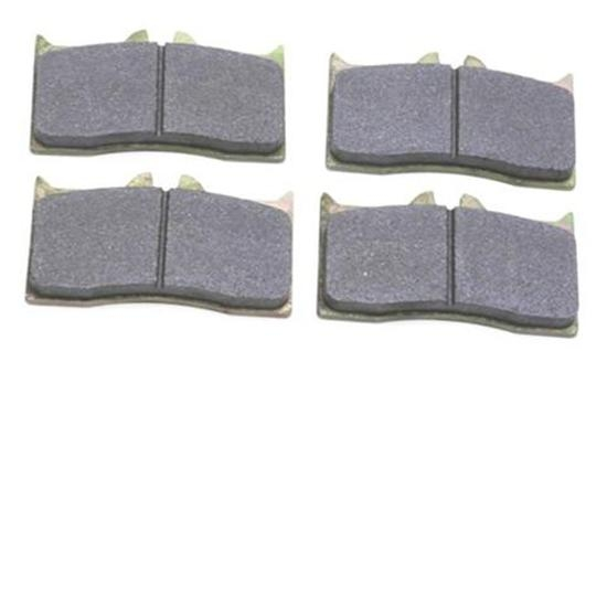 Wilwood 15E-6096K Poly-E Double Quick Change Brake Pads, Set/4