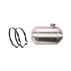 5 Gallon Spun Aluminum Fuel Tank