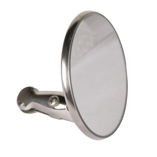 Stainless Steel Windwing Mirror