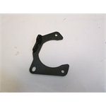 Garage Sale - AFCO Front Left 10 Inch Hybrid Brake Rotor Caliper Bracket