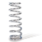 Garage Sale - AFCOIL 8 Inch Chrome Coil Over Spring, 150 Rate