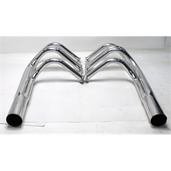 Garage Sale - Small Block Chevy Classic T-Bucket Headers, AHC Coated