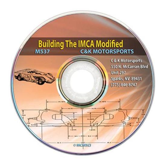 DVD - Building The IMCA Modified