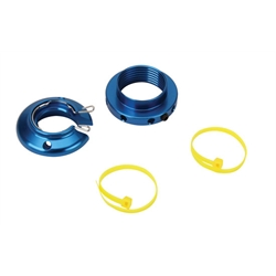 AFCO 20123A 16 Series Small Aluminum Threaded Shock Adj. Coil-Over Kit