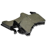 Afco 6653002 SR32 Compound GM Metric Brake Pads