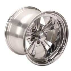 Rocket Racing Wheels 516150 Strike Wheel, 15 x 10, 5 on 4-3/4, 5 Inch Backspace