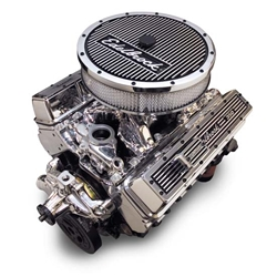 Edelbrock 45914 Performer RPM E-Tec 9.5:1 Performance Crate Engine