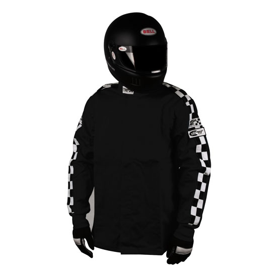 Finishline Qualifier Single Layer Jacket Only