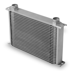 Earls 42500ERL 25 Row Oil Cooler Core, Gray