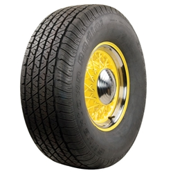 Coker Tire 629711 BF Goodrich Silvertown Blackwall Tire, 285/70R15