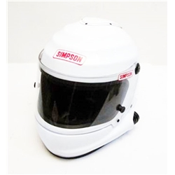 Simpson Voyager 8 Fresh Air Helmet, Size 6-3/4